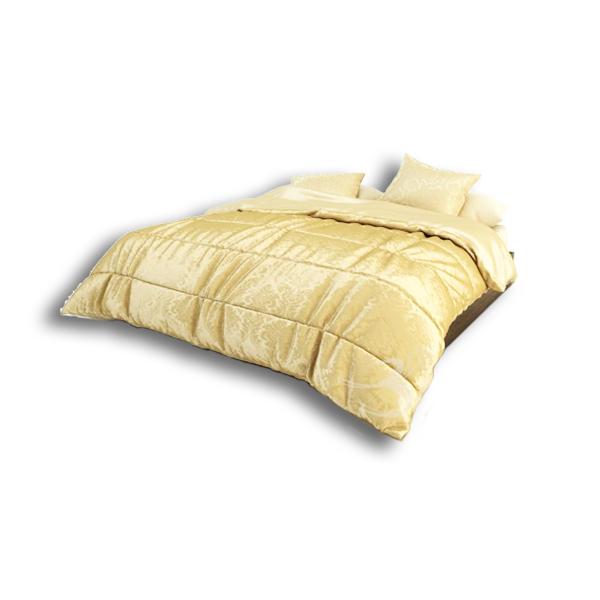 دانلود رایگان آبجکت تخت خواب دو نفره طلایی ۳dmax