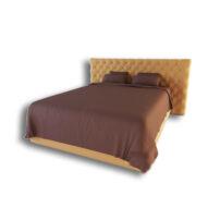 دانلود رایگان آبجکت تخت خواب دو نفره حجیم ۳dmax