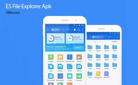 دانلود فایل منیجر es – ES File Explorer File Manager