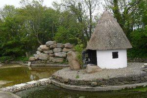 کلبه یوگا در ایرلند