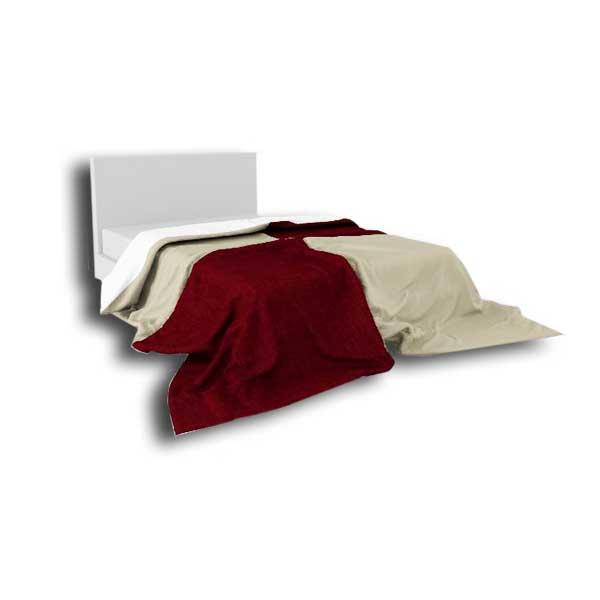 دانلود رایگان آبجکت تخت خواب دو نفره ۳dmax کد 26