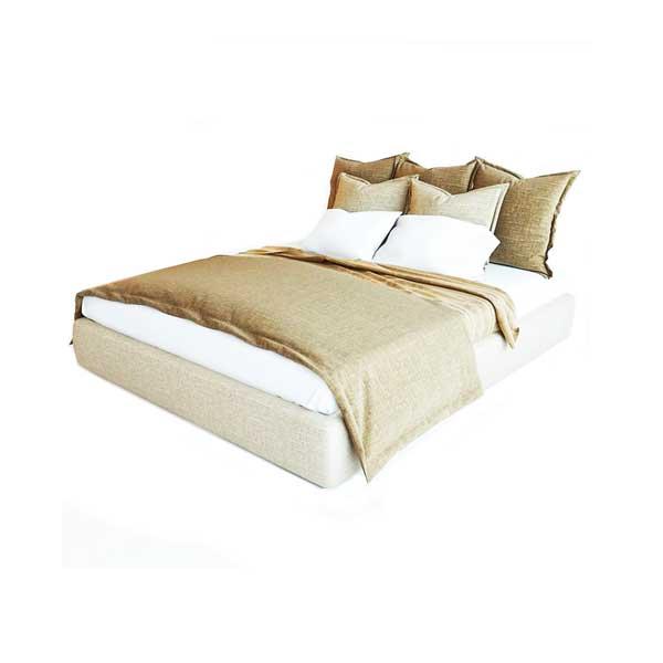 دانلود رایگان آبجکت تخت خواب دو نفره ۳dmax کد 27