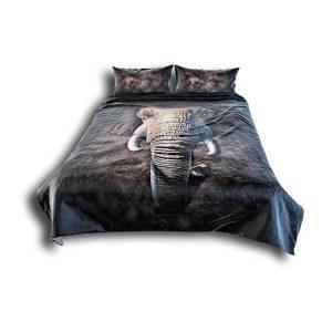 دانلود رایگان آبجکت تخت خواب ۲ نفره ۳dmax طرح فیل