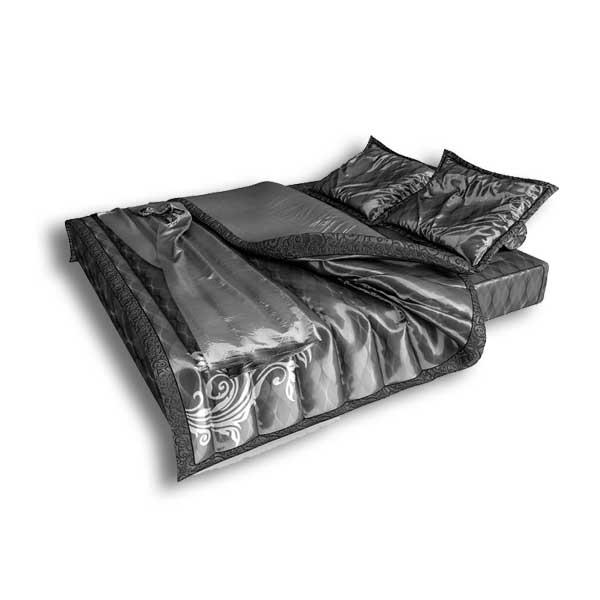 دانلود رایگان آبجکت تخت خواب ۲ نفره ۳dmax کلاسیک کد 35