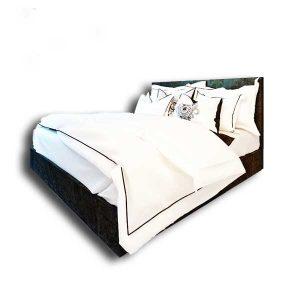 دانلود رایگان آبجکت تخت خواب ۲ نفره ۳dmax چوبی کد ۳۸