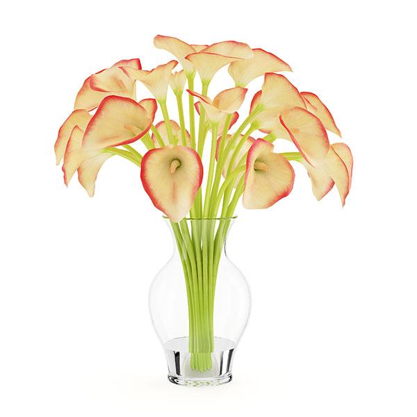 آبجکت گلدان دکوری رومیزی4