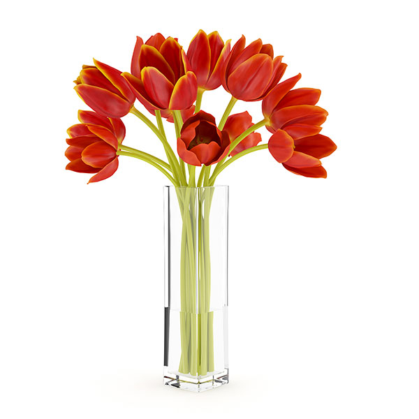 دانلود رایگان آبجکت گلدان کد5